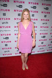 Kate Lang Johnson at the NYLON Magazine's May Issue Young Hollywood Launch Party, Roosevelt Hotel, Hollywood, CA. 05-12-10 Royalty Free Stock Photos