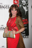 Kate Linder arrives at the Opening Night of the Play  Royalty Free Stock Photography