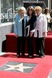 Kate Linder, Lee Bell, Jeanne Cooper Stock Photo