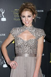 Kate Mansi arrives at the 2012 Daytime Emmy Awards Stock Image