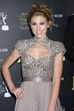 Kate Mansi arrives at the 2012 Daytime Emmy Awards Stock Image