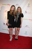 Kate Mansi, Caitlin Thompson Royalty Free Stock Photos