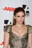 """Kate Mara. LOS ANGELES - FEB 7:  Kate Mara arrives at the 2011 AARP """"Movies for Grownups"""" Gala  at Regent Beverly Wilshire Hotel on February 7, 2011 in Beverly Royalty Free Stock Image"""