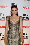 """Kate Mara. LOS ANGELES - FEB 7:  Kate Mara arrives at the 2011 AARP """"Movies for Grownups"""" Gala  at Regent Beverly Wilshire Hotel on February 7, 2011 in Beverly Stock Photo"""