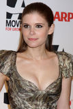 """Kate Mara. LOS ANGELES - FEB 7:  Kate Mara arrives at the 2011 AARP """"Movies for Grownups"""" Gala  at Regent Beverly Wilshire Hotel on February 7, 2011 in Beverly Stock Photos"""
