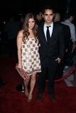 Kate Mara, Max Minghella. Kate Mara and Max Minghella  at the The Ides Of March Los Angeles Premiere, Academy of Motion Picture Arts and Sciences, Beverly Hills Stock Photos