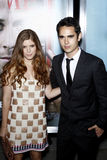 Kate Mara, Max Minghella Royalty Free Stock Image