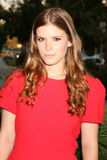 Kate Mara, Tanner Hall Royalty Free Stock Images
