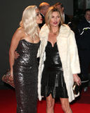 Kate Moss, Rita Ora Fotos de Stock Royalty Free