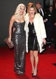 Kate Moss, Rita Ora Imagens de Stock