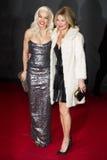 Kate Moss,Rita Ora Royalty Free Stock Photos