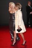 Kate Moss,Rita Ora Stock Image