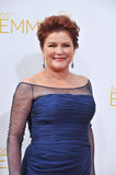 Kate Mulgrew Fotografia de Stock Royalty Free