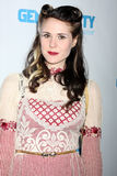 Kate Nash arrives at the 4th Annual Night of Generosity Gala Event. LOS ANGELES - MAY 4:  Kate Nash arrives at the 4th Annual Night of Generosity Gala Event at Royalty Free Stock Photo