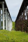 Kate Shelley High Bridge Stock Photo