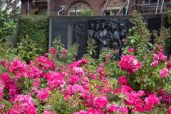 Kate Sheppard memorial Royalty Free Stock Photos