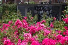 Kate Sheppard memorial Stock Image