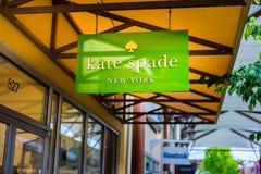 Kate Spade Fotos de Stock
