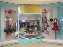 Kate Spade store Royalty Free Stock Image