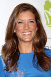 Kate Walsh arrives at the 2012 United Friends of the Children Gala. LOS ANGELES - MAY 21:  Kate Walsh arrives at the 2012 United Friends of the Children Gala  at Royalty Free Stock Photography
