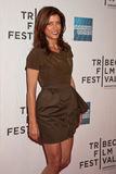Kate Walsh. NEW YORK-APRIL 22: Actress Kate Walsh attends the premiere of `Angel`s Crest` during the 2011 Tribeca Film Festival at BMCC Tribeca PAC  New York Royalty Free Stock Images