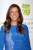 Kate Walsh obtient aux 2012 amis unis du gala d'enfants Photo libre de droits