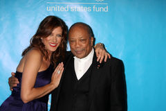 Kate Walsh, Quincy Jones Stock Photography
