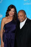 Kate Walsh, Quincy Jones Royalty Free Stock Image