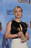 Kate Winslet. At the 69th Golden Globe Awards at the Beverly Hilton Hotel. January 15, 2012  Beverly Hills, CA Picture: Paul Smith / Featureflash Royalty Free Stock Photography