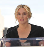 Kate Winslet Stock Photo