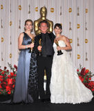 Kate Winslet, Penelope Cruz, Sean Penn Royalty Free Stock Photography