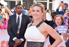 Kate Winslet at toronto international film festival Stock Images