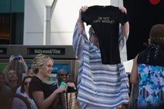 Kate Winslet und Kathy Bates stockfoto
