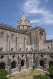 Katedra à ‰ vora w Portugalia Obraz Stock