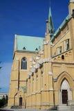 Katedra, Łódzka, Polska Fotografia Royalty Free