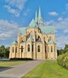 Katedra, Łódzka, Polska Obraz Stock