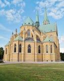 Katedra, Łódzka, Polska Zdjęcia Stock