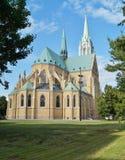 Katedra, Łódzka, Polska Obraz Royalty Free