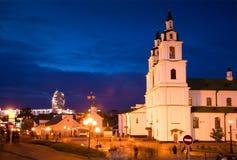 Katedra Święty duch Zdjęcie Stock