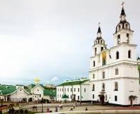 Katedra Święty duch Obrazy Stock