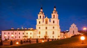 Katedra Święty Duch w Minsk Obraz Stock