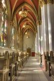 Katedra święty Helena obraz royalty free