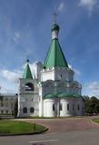 Katedra święty Michael. Rosja Zdjęcie Royalty Free