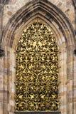 Katedra święty Vitus, Praga Zdjęcia Stock