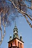 katedra fotografia stock