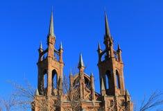Katedra. Zdjęcie Stock