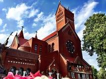 katedra Obrazy Stock
