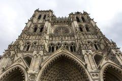 Katedra Amiens, picardie, France Fotografia Royalty Free