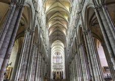 Katedra Amiens, picardie, France Fotografia Stock