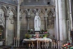Katedra Amiens, picardie, France Obrazy Stock